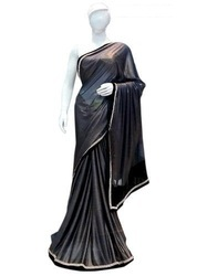 Black Bollywood Sarees