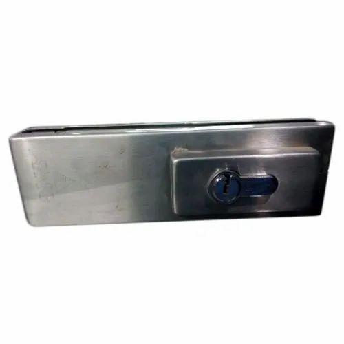 SMG Stainless Steel Rectangular Door Lock