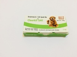 Clearkill Selamectin 12% , 2ml, For Animal, DCI