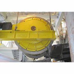 Electro Drum Magnetic Separator