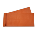 Plain Rectangular Brown Paper Tea Sample Envelope