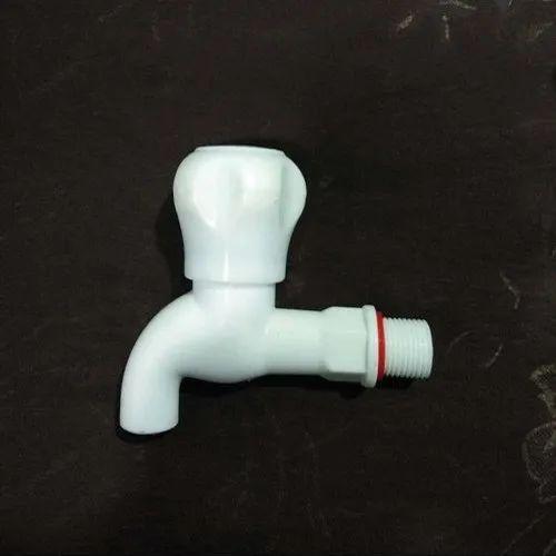 White PVC Water Tap