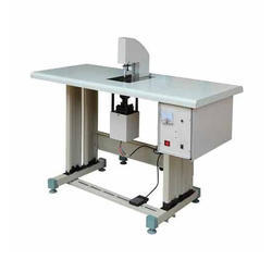 Non Woven Single Head Manual Handle Fixing Machine