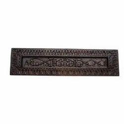 Decorative Silicon Bronze Letter Plate