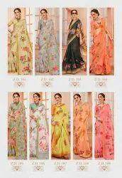 Vinamra Zari Digital Vol 1 Ethnic Wear Festive Occasional Wear Sarees