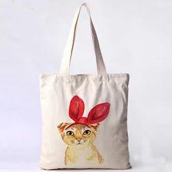 Digital Printed Cotton Bags