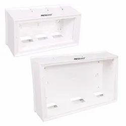 Pressfit Diya Electrical Concealed Boxes