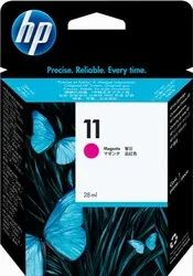 Hp 11 Magenta Original Ink Cartridge (4837A)
