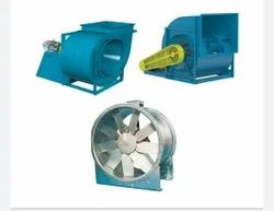 Marine Axial Fans & Centrifugal Blowers