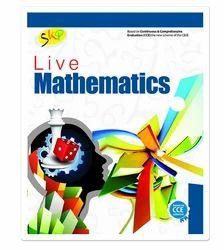 Live Mathematics Book 6 To 8