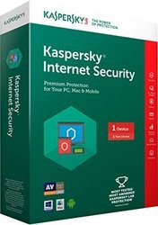 Kaspersky Internet Security 1pc 1year, For Windows