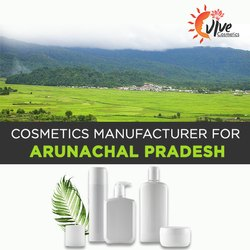 Cosmetics Manufacturer for Arunachal Pradesh