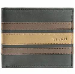 Titan Brown Wallet TW185LM1GE