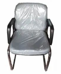 Stainless Metal Steel Chair