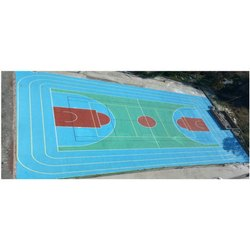 Acrylic Flooring Service