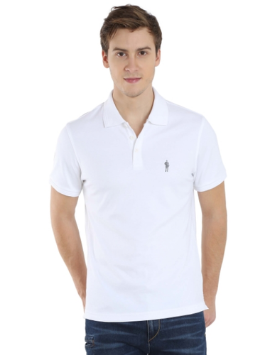dcad9d7681 Jockey White Polo T Shirt, Gents Polo T Shirt, पुरुषों की ...