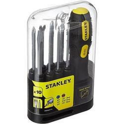 Stainless Steel Stanley STHT62511-8 Combination Screwdriver Set