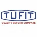 Tufit Bulkhead Elbow Coupling