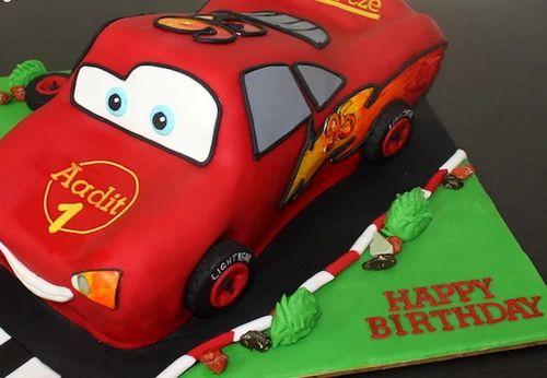 Car Bus Jcb Truck Plane Shaped Cake Disney Pixar Cars