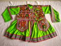 Indian Kutch Embroidered Kediya - Navratri Kids Kediyu - 28 size - 7 to 10 Year