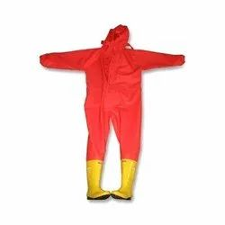Chemical Safety Body Protection Suit