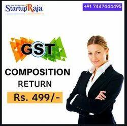 Gst Composition return