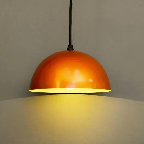 Copper Led Incandascent Lic Pendant Hanging Lamp For Office Decor