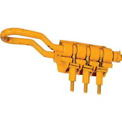 Earth Wire Bolted Type Come Along Clamp