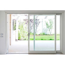 UPVC Glass Sliding Door