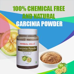 100% Chemical free and Natural Garcinia (Garcinia cambogia) powder - 100 gms