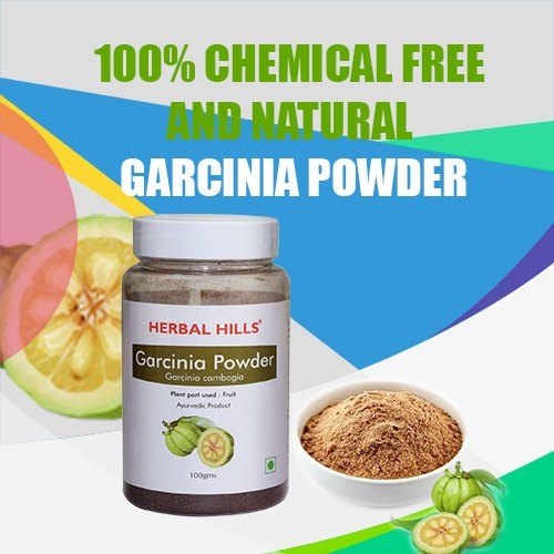 Herbal Hills 100 Chemical Free And Natural Garcinia Garcinia