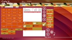 Food Court Management Software