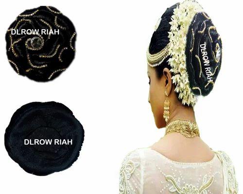Hair Khopa Or Hair Juda Or Hair Buns Synthetic Artificial Hair