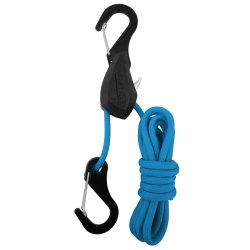 Rope Tightener With Snap Hook