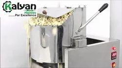 Tilting Type Industrial Pop Corn Machine