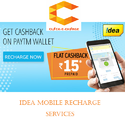 Idea Mobile Recharge Services