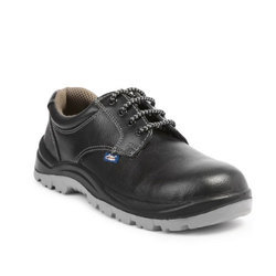 Leather Allen Cooper AC Safety Shoes