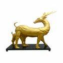 Golden Deer Pair