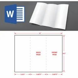Pamplet Paper Material