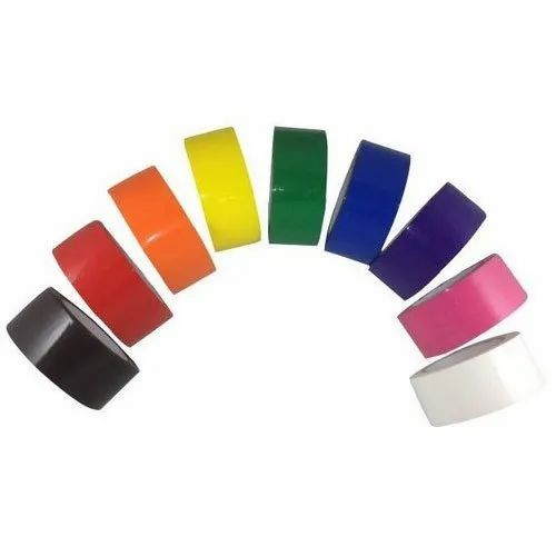 50 Meter Colored BOPP Packaging Tape