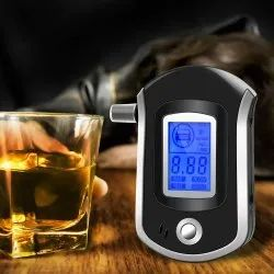 Breath Alcohol Analyzer