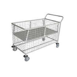 Dry Linen Laundry Trolley