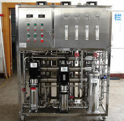 4000 Lph  RO SS Plant , With Ultraviolet