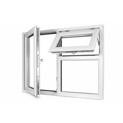 Rectangular UPVC Casement Window