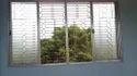 Aluminium Powder Coated Sliding Balcony Windows