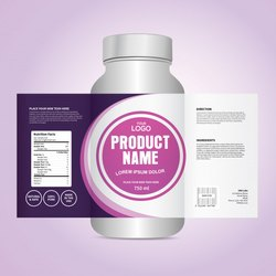 2D Label Design Service