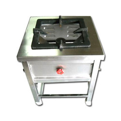 SS Square Cooking Range