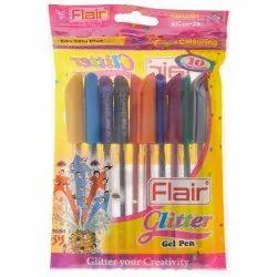 Flair Glitter Gel Pen