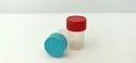 Half Dram Transparent Homeopathic Bottle