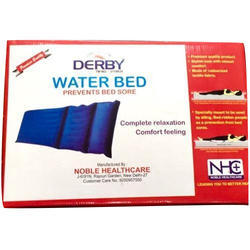 Green Derby Water Bed ( With Metal Cap )